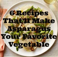6 Easy Recipes Sure to Make Asparagus Your Favorite Vegetable  Read more: Easy Asparagus Recipes - How to Cook Asparagus - Woman's Day