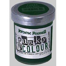 jerome russell Punky Color, Alpine Green, 3.5 Ounce