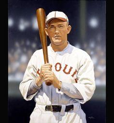 Baseball Art, Baseball Painting, Sports Painting, Better Baseball, Famous Baseball Players, Best Baseball Player, St Louis Cardinals Baseball, Stl Cardinals, Cubs Team