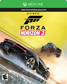 Buy Xbox One S Console - Forza Horizon 3 Bundle Video Games Console NEW at online store Aussie Muscle Cars, Best Muscle Cars, Playstation, Xbox Pc, Forza Horizon 3, Playground Games, Online Campaign, Xbox One Console, New Video Games