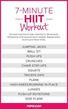 hiit workout to burn fat all over. just did this one for two rounds and was dripping sweat! #fit #fitness #workout #hiit
