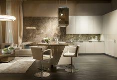 Salone #eurocucine: classico e romantico, per una cucina delicata ed accogliente