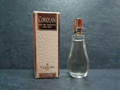 ≥ Guerlain -Coriolan men- vintage 5ml edt miniatuur - Parfumverzamelingen - Marktplaats.nl Miniature, Perfume Bottles, Beauty, Vintage, Eau De Toilette, Fragrance, Miniatures, Perfume Bottle, Vintage Comics