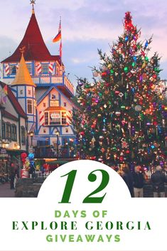Things To Do In The State Of Georgia 2021 For Christmas 190 Holidays In Georgia Ideas In 2021 Holiday Georgia Holiday Season
