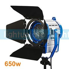 Inno  photo studio photography Fresnel Tungsten Video Continuous Lighting 650W 220v as ARRI PAVL2T photography equipment