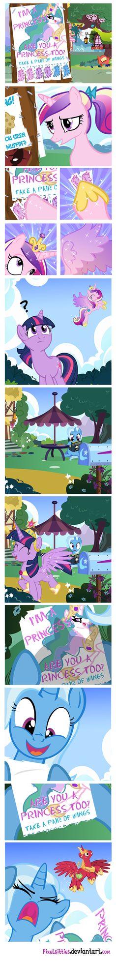 Are You a Princess Too?