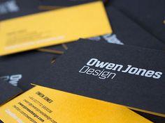 OJD Business Cards