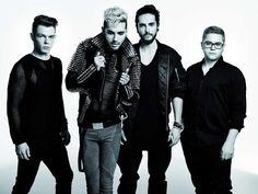 Georg Listing, Bill Kaulitz, Tom Kaulitz, Gustav Schäfer: Tokio Hotel
