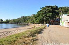 Praia de Inhaúma, Anchieta (ES)
