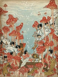 """""""little nemo"""" """"dream another dream"""" """"yuko shimizu""""*1500 free paper dolls for Christmas at artist Arielle Gabriels The International Paper Doll Society and also free Asian paper dolls at The China Adventures of Arielle Gabriel *"""