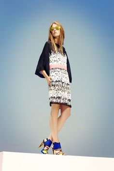 BCBG Max Azria | Resort 2013 Collection | Vogue Runway