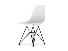 Herman MillerEames Molded Plastic Side Shell Chair/ハーマンミラーイームズ プラスチックサイドシェルチェア ワイヤーベース/ブラック脚 アルパイン DSR. BK ZM E8_1