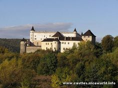 Zvolen Castle (Zvolenský zámok, hrad) - Slovakia