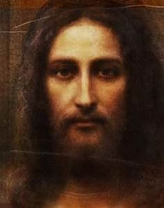 The face of Jesus Christ has appeared in a photograph of a priest performing the novena in Argentina. During the Catholic ceremony in the town of Caucete, not far from the Chilean border, a man nam… God and Jesus Christ Religious Pictures, Jesus Pictures, Pics Of Jesus, Bible Pictures, Art Pictures, Jesus Face, God Jesus, Catholic Art, Religious Art