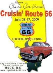 Litchfield Route 66.