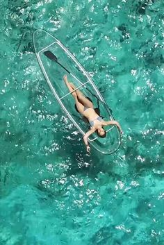 These Transparent Kayaks Allow You to See the Underwater World Below See Through Kayak, Canoa Kayak, Sports Nautiques, Water Sports, Glass Boat, Sup Stand Up Paddle, Canoe And Kayak, Underwater World, Lake Tahoe