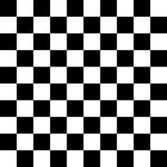 Checkers 2 Pattern Clip Art