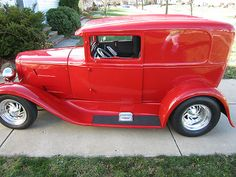 Ford : Model A SEDAN DELIVERY 1931 FORD MODEL A  S - http://www.legendaryfinds.com/ford-model-a-sedan-delivery-1931-ford-model-a-s/