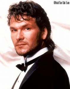 Patrick Swayze...sexiest man alive 1991. Actor, dancer and loving husband ...starred in many memorable films and shows... Dirty Dancing, Ghost, Roadhouse, Point Break, Red Dawn, The Outsiders, etc. Gone too soon.