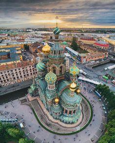 (@travellingthroughtheworld): Saint Petersburg, Russia