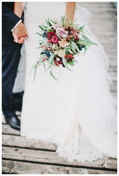 September Flower Bouquet, Fine art Wedding by Daniela Porwol Photography, Salzburg