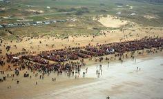 Le combat fait rage sur la côte de granit rose où un collectif d'associations s'oppose farouchement à un projet d'extraction de sable coquillier dans la baie de Lannion (Côtes-d'Armor), sur lequel le gouvernement doit se prononcer courant mars.