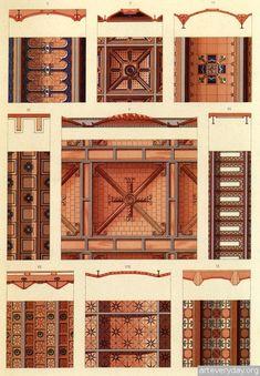 11   Victorian Brick and Terra-Cotta Architecture - Викторианская кирпичная и терракотовая архитектура   ARTeveryday.org