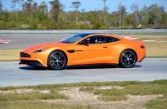 The Aston Martin Vanquish 2.0 (2014)