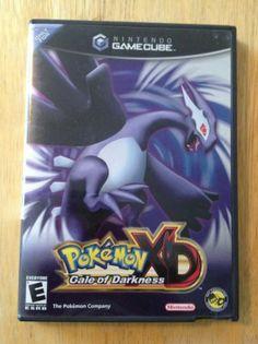 Pokémon XD: Gale of Darkness (Nintendo GameCube, 2005)   *THIS POKEMON GAME ALSO PLAYS ON THE NINTENDO WII*