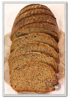 Jeffrey Hamelman's black bread