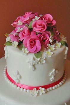 Fresh Market Sinfully White Cake