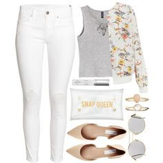 It's all clear now by alaria on Polyvore featuring polyvore fashion style H&M New Look Steve Madden Transparente Accessorize Illesteva Real Purity clothing clear Seethru