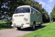 VW Campervan Wedding Hire North Yorkshire