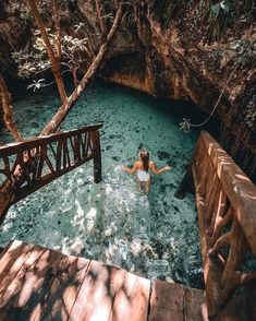 7 of the Most Stylish Travel Destinations Right Now. purewow trends travel tip travelinspiration bucketlist travelideas vacation wanderlust travelphotography tulum mexico 584060645402926187 Tulum Mexico, Cenote Mexico, The Places Youll Go, Places To Visit, Destination Voyage, Beautiful Places To Travel, Peaceful Places, I Want To Travel, Romantic Travel