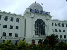 The Salar Jung Museum is an art museum located at Darushifa, on the southern bank of the Musi river in the city of Hyderabad, Andhra Pradesh...