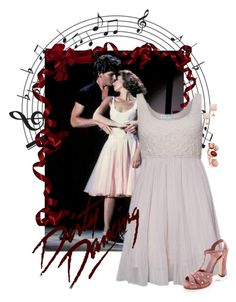 """""""Dirty Dancing"""" by alyssa-eatinger ❤ liked on Polyvore featuring Music Notes, Gucci and Vita Fede"""