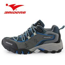 Waterproof Climbing Mountain Boots Women Hiking Shoes Breathable Shoes Brand…