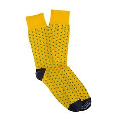 Corgi™ lightweight pattern socks. could be the highlight of your suit-look.nice