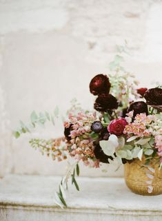 Old World Wedding Inspiration from L'amour et L'image Workshop