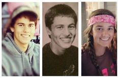 (R) to (L)  John Luke, Willie (youth), & Sadie Robertson crazy