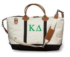 Kappa Delta Weekender Bag