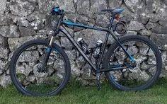 Ireland's Premier Online Bicycle Register: Stolen Bike - Cube Attention SL 29er