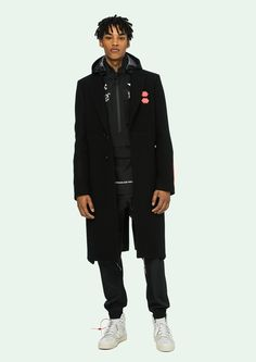 OFF WHITE - Outwear - OffWhite Purchase History, Canada Goose Jackets, Off White, Rain Jacket, Windbreaker, Winter Jackets, Menswear, Mens Fashion, Virgil Abloh