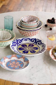 cannot get enough of these - I go look at them every time I go to anthropologie!
