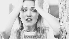 Emily Osment in Cyberbully. [delete] movement. End online bullying!