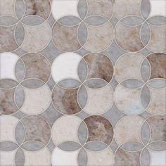 Mosaics & Waterjets - Facings of America - Ms Talya Multi Finish Constantine Al Pa Ccut Marble Waterjet Mosaics Floor Texture, 3d Texture, Tiles Texture, Marble Texture, Marble Mosaic, Stone Mosaic, Mosaic Tiles, Tiling, Floor Patterns