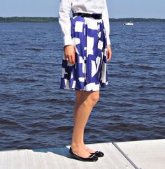 The Classy Cubicle: Cobalt Blue. The fashion blog for young professional women who need office style inspiration and work wear ideas for the corporate world. The dos and don'ts for appropriately suiting up as a female in corporate America. 20s, 30s, 40s, 50s, attire, outfits, kate spade, brooks brothers, ralph lauren, french sole new york.