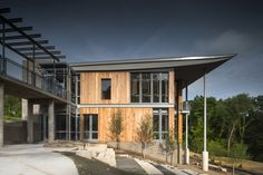 Galería de Centro ambiental Frick / Bohlin Cywinski Jackson - 2