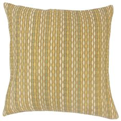 Caroun Throw Pillow