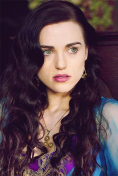 Katie McGrath (Morgana Le Fay)